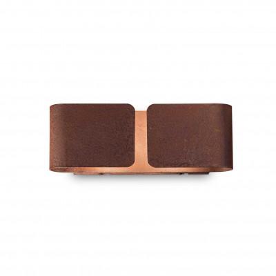 Ideal Lux - Minimal - CLIP AP2 MINI - Applique - Corten - LS-IL-170923