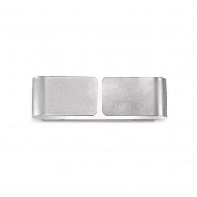Ideal Lux - Minimal - CLIP AP2 SMALL - Applique - Argento - LS-IL-088273