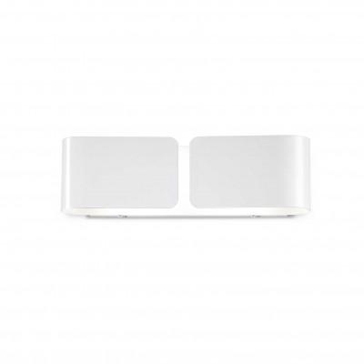 Ideal Lux - Minimal - CLIP AP2 SMALL - Applique - Bianco - LS-IL-014166