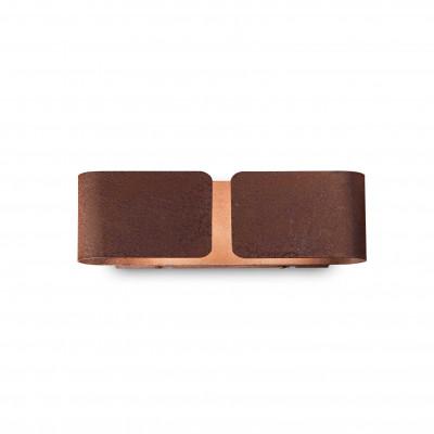 Ideal Lux - Minimal - CLIP AP2 SMALL - Applique - Corten - LS-IL-187365