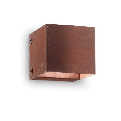 Ideal Lux - Minimal - FLASH AP1 - Applique - Corten - LS-IL-169118