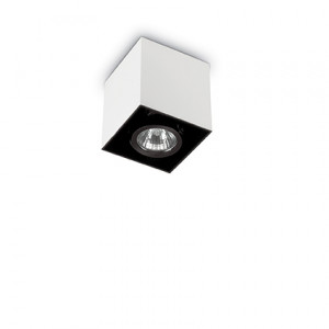 Ideal Lux - Minimal - Mood PL1 Small Square - Lampada da soffitto