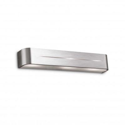 Ideal Lux - Minimal - POSTA AP3 - Applique - Satin alluminio - LS-IL-009933