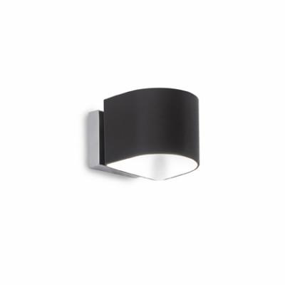 Ideal Lux - Minimal - PUZZLE AP1 - Applique - Nero - LS-IL-035192