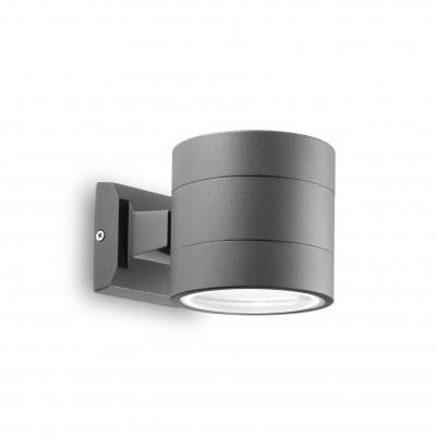 Ideal Lux - Minimal - SNIF AP1 BIG - Applique - Antracite - LS-IL-061467