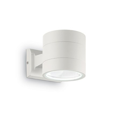 Ideal Lux - Minimal - SNIF AP1 BIG - Applique - Bianco - LS-IL-144283