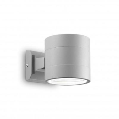 Ideal Lux - Minimal - SNIF AP1 BIG - Applique - Grigio - LS-IL-061474