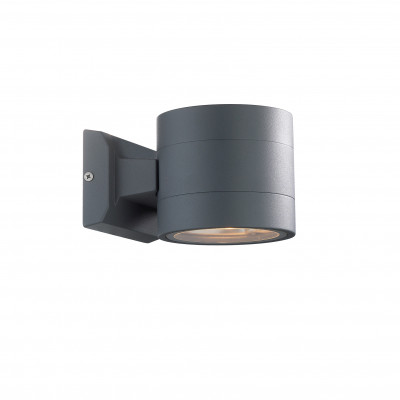 Ideal Lux - Minimal - SNIF AP1 BIG - Applique - Nero - LS-IL-061450
