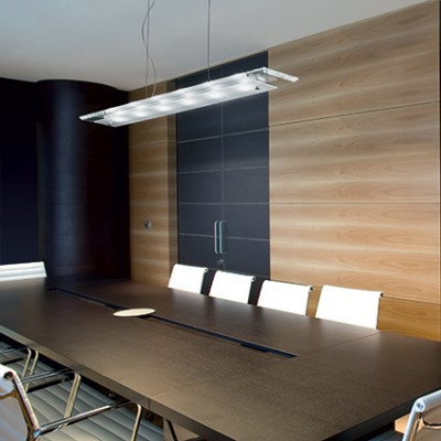 Ideal Lux - Office - OFFICE-1 SP6 - Lampada a sospensione