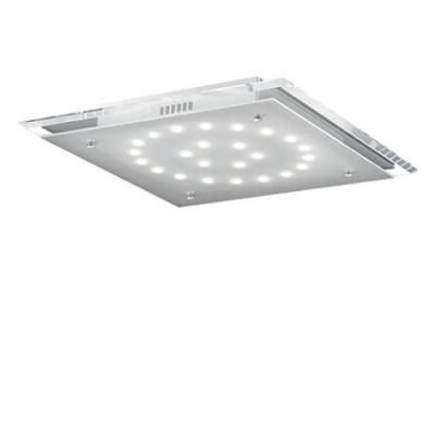 Ideal Lux - Office - PACIFIC PL24 - Plafoniera - Trasparente - LS-IL-074238