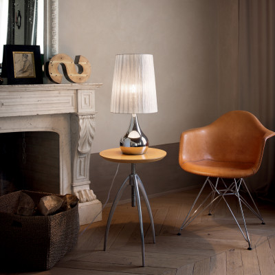 Ideal Lux - Organza - ETERNITY TL1 BIG - Lampada da tavolo