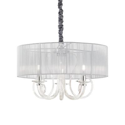 Ideal Lux - Organza - SWAN SP3 - Lampada a sospensione - Nessuna - LS-IL-208497
