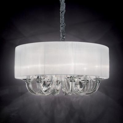 Ideal Lux - Organza - SWAN SP6 - Lampada a sospensione