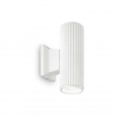 Ideal Lux - Outdoor - Base AP2 - Lampada da parete - Bianco - LS-IL-129457