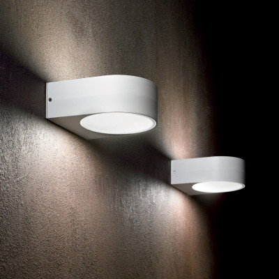Ideal Lux - Outdoor - Iko AP1 - Applique moderna con doppio diffusore
