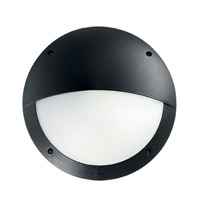 Ideal Lux - Outdoor - Lucia-2 AP1 - Applique in resina ad alte prestazioni - Nero - LS-IL-096698