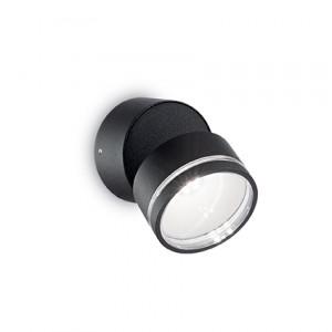 Ideal Lux - Outdoor - Omega Round AP1 - Lampada da parete