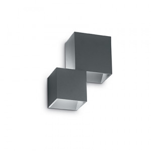 Ideal Lux - Outdoor - Rubik AP2 - Lampada da parete