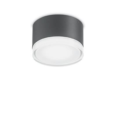 Ideal Lux - Outdoor - Urano PL1 Small - Lampada da soffitto - Antracite - LS-IL-168111