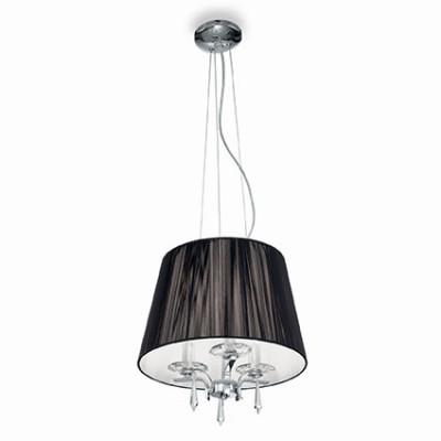 Ideal Lux - Provence - ACCADEMY SP3 - Lampada a sospensione - Cromo - LS-IL-026022