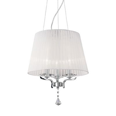 Ideal Lux - Provence - PEGASO SP3 - Lampada a sospensione - Bianco - LS-IL-059235