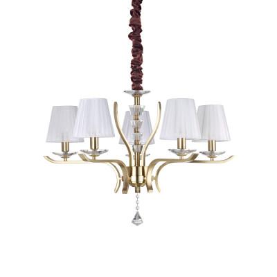 Ideal Lux - Provence - PEGASO SP5 - Lampada a sospensione - Nessuna - LS-IL-197722