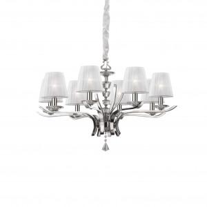 Ideal Lux - Provence - PEGASO SP8 - Lampada a sospensione classica
