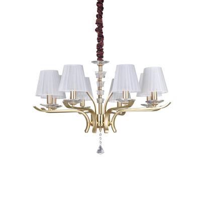Ideal Lux - Provence - PEGASO SP8 - Lampada a sospensione classica - Nessuna - LS-IL-197739