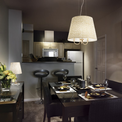 Ideal Lux - Provence - QUEEN SP3 - Lampada a sospensione
