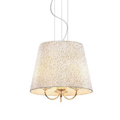 Ideal Lux - Provence - QUEEN SP3 - Lampada a sospensione - Oro - LS-IL-079400