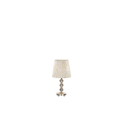 Ideal Lux - Provence - QUEEN TL1 MEDIUM - Lampada da tavolo - Oro - LS-IL-077741