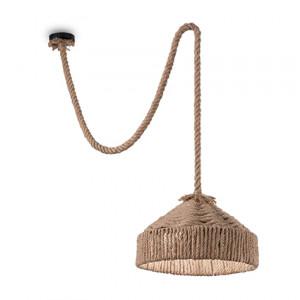 Ideal Lux - Rustic - Canapa SP1 - Lampada a sospensione