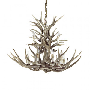 Ideal Lux - Rustic - Chalet SP12 - Lampada a sospensione