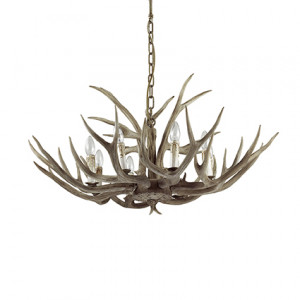 Ideal Lux - Rustic - Chalet SP8 - Lampada a sospensione