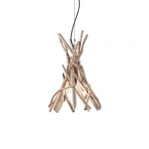 Ideal Lux - Rustic - Driftwood SP1 - Lampada a sospensione