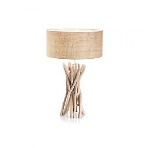 Ideal Lux - Rustic - Driftwood TL1 - Lampada da tavolo