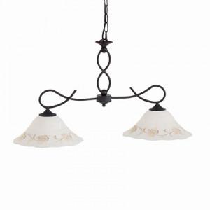 Ideal Lux - Rustic - FOGLIA BI2 SMALL - Lampada a sospensione