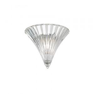 Ideal Lux - Santa - Santa AP1 Small - Applique a forma di ventaglio