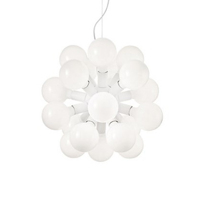 Ideal Lux - Sfera - DEA SP20 - Lampada a sospensione - Bianco - LS-IL-138176