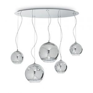 Ideal Lux - Sfera - Discovery Fade SP5 - Lampada a sospensione