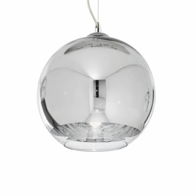 Ideal Lux - Sfera - DISCOVERY SP1 D30 - Lampada a sospensione - Cromo - LS-IL-059648