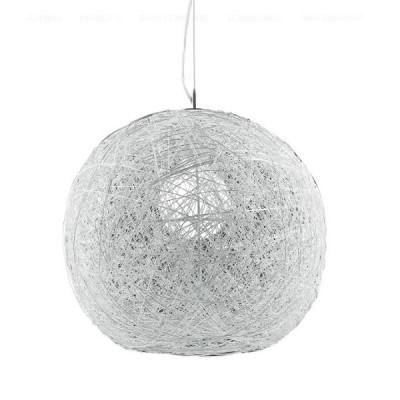 Ideal Lux - Sfera - EMIS SP1 D40 - Lampada a sospensione - Grigio alluminio - LS-IL-022420