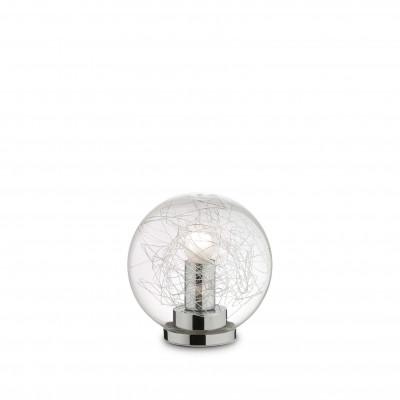 Ideal Lux - Sfera - MAPA MAX TL1 D20 - Lampada da terra - Cromo - LS-IL-045139