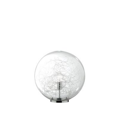 Ideal Lux - Sfera - MAPA MAX TL1 D30 - Lampada da terra - Cromo - LS-IL-045146