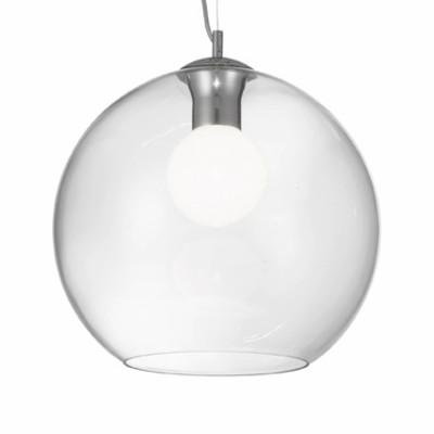 Ideal Lux - Sfera - NEMO SP1 D40 - Lampada a sospensione - Trasparente - LS-IL-052816