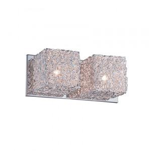 Ideal Lux - Silver - QUADRO AP2 - Applique
