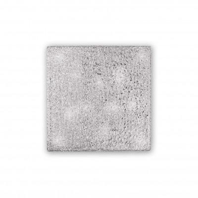 Ideal Lux - Silver - QUADRO PL12 - Plafoniera - Grigio alluminio - LS-IL-031651