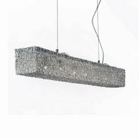 Ideal Lux - Silver - QUADRO SP6 - Lampada a sospensione