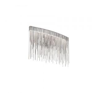 Ideal Lux - Silver - Versus AP40 - Lampada da parete