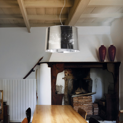 Ideal Lux - Smoke - LONDON SP5 - Lampada a sospensione